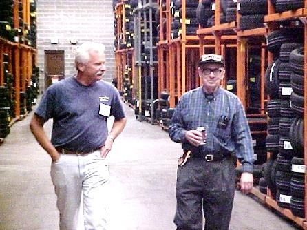 New England and Tire Industry Icon Roland Lesieur Dies