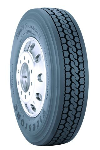 New Firestone drive tire is SmartWay-certified