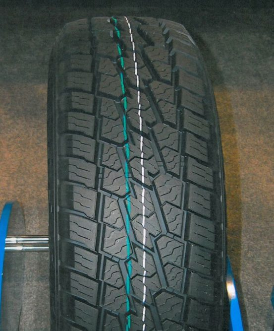 New from Sentury Tire: the Delinte DX10 A/T