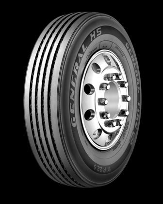 New General HS Highway Tire