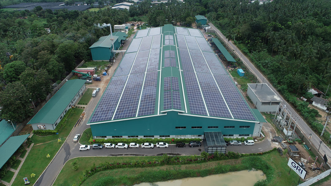 New GRI Plant Receives ISO 50001:2011 Certification
