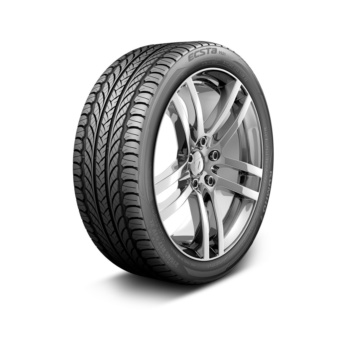 New HP AS tire is part of Kumho fall promo
