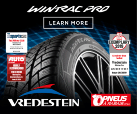 New Marketing Campaign Will Focus on Vredestein Lines
