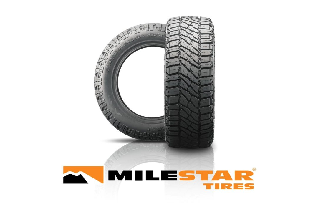 New Milestar Patagonia Xtreme Sizes Include 40X13.5R17LT