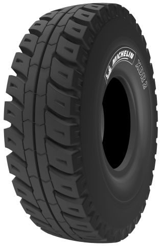 New mining/quarry tire from Michelin