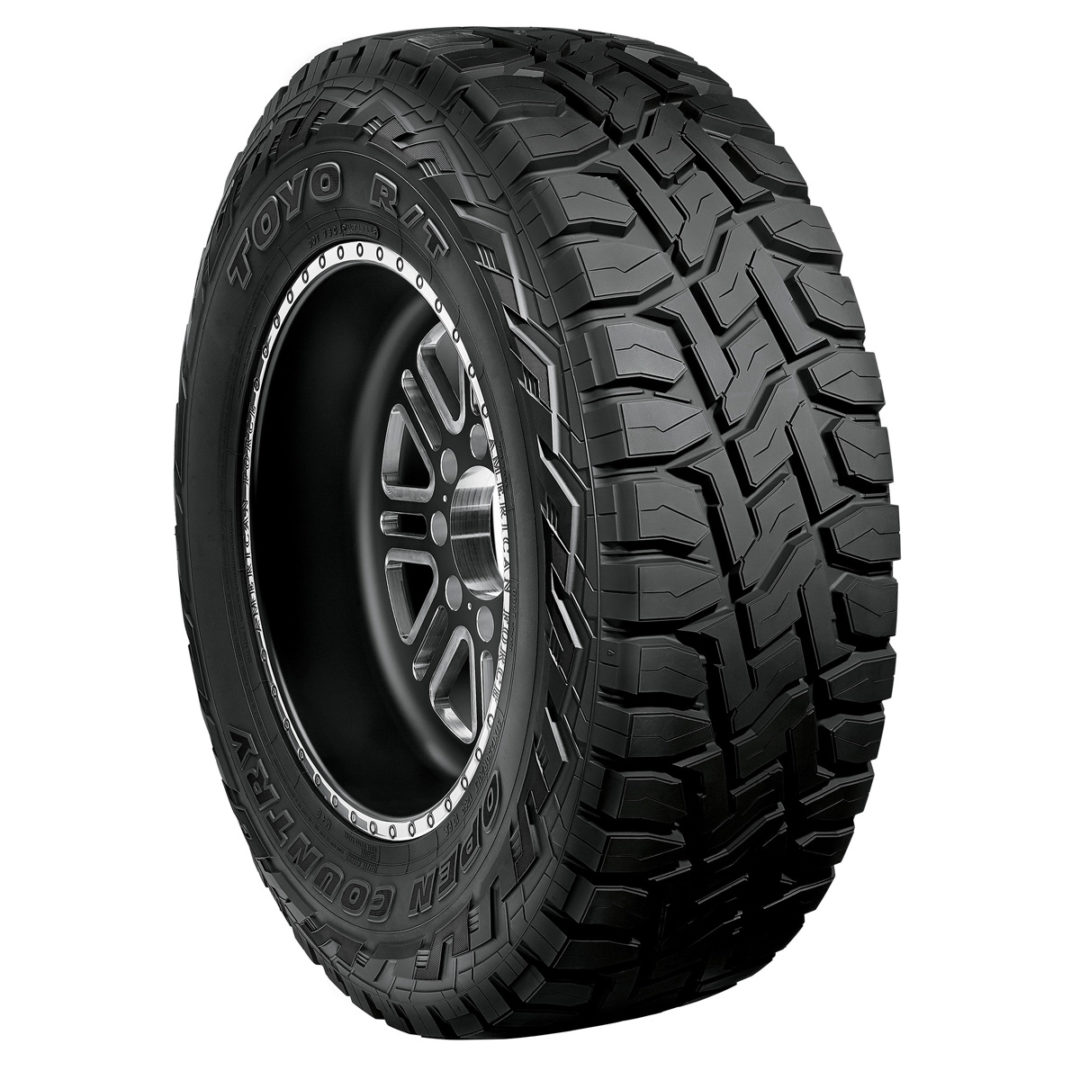 New Open Country R/T by Toyo Tires