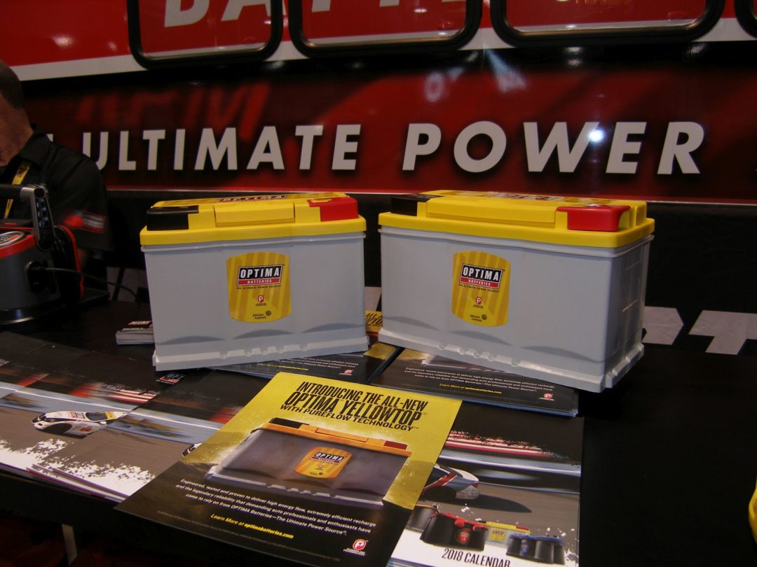 New Optima Yellowtop Battery Fits More Vehicles