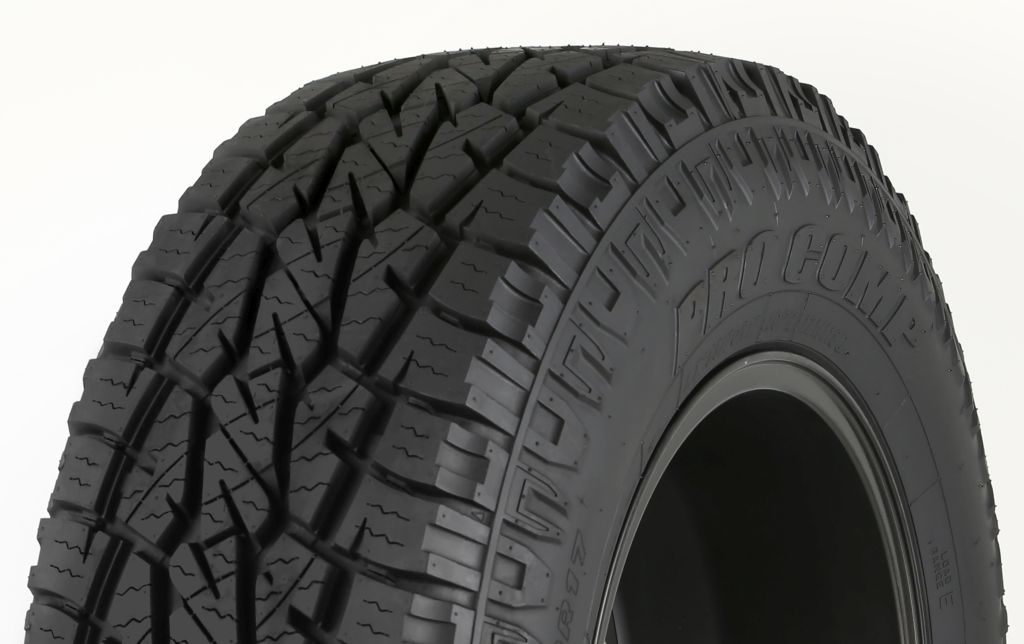 New Pro Comp A/T Sport Comes in 25 Sizes
