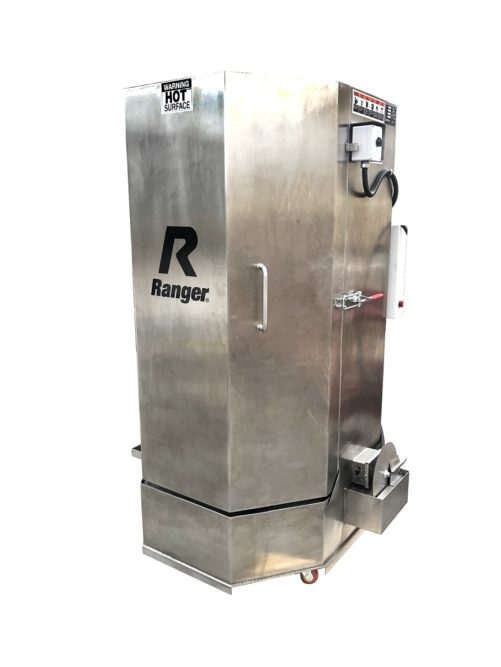 New Ranger Spray Wash Cabinets Are Stainless Steel