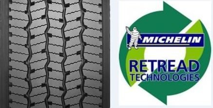 New retread for regional applications from Michelin