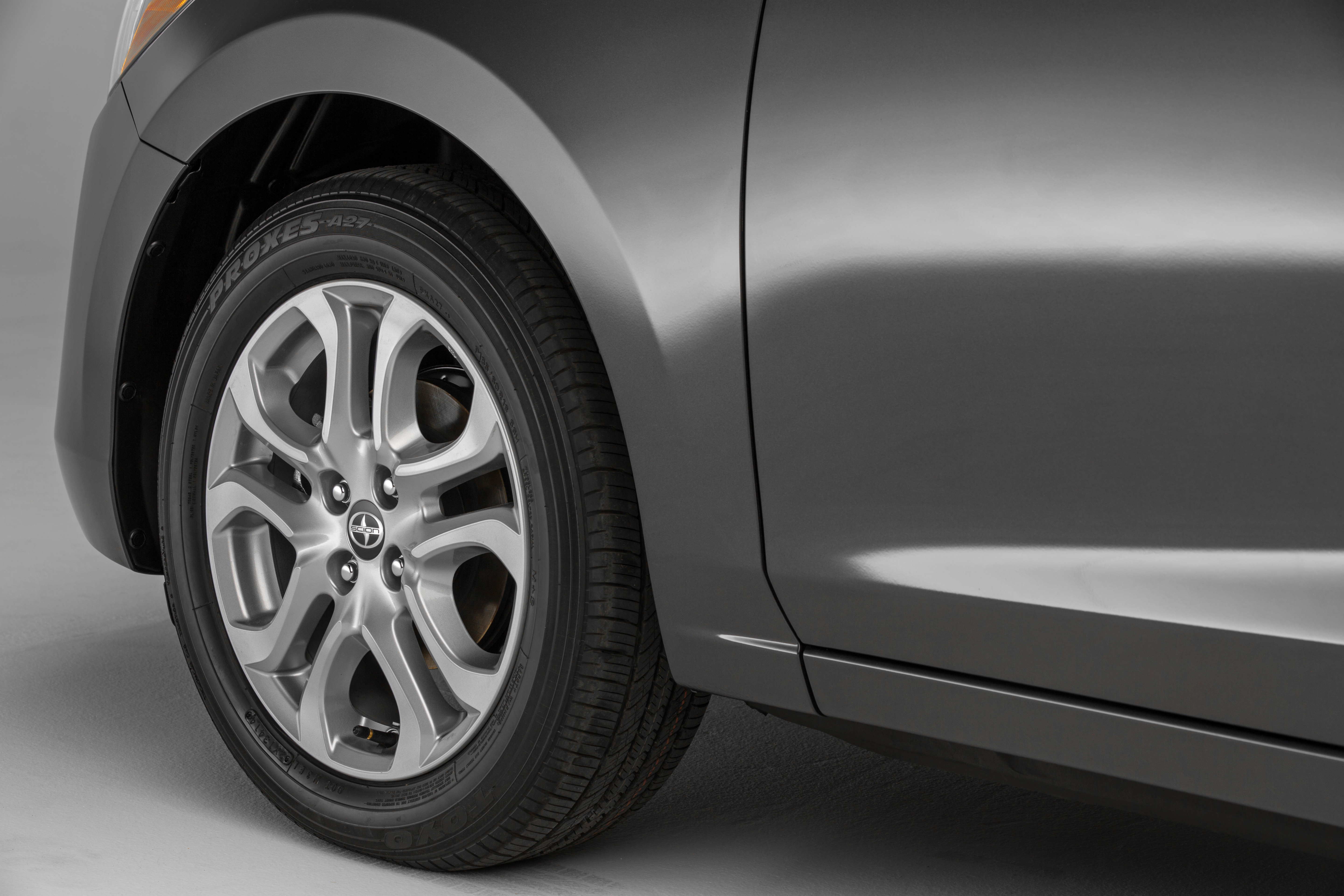 New Scion models feature Toyo OE tires
