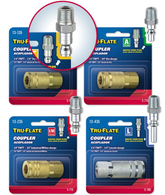 New Tru-Flate package helps choose right parts