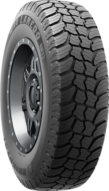 New Uniroyal Tiger Paw UHP and Laredo AWT Have Longer Mileage Warranties