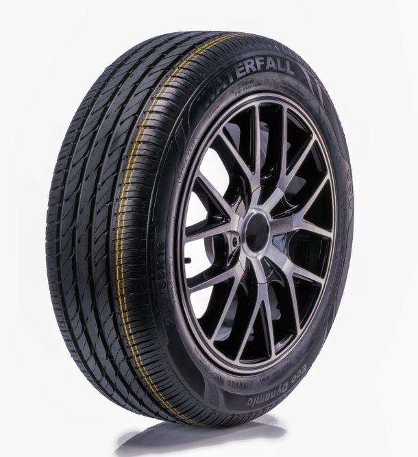 New Waterfall Passenger Tire Is Available in More Than 50 Sizes