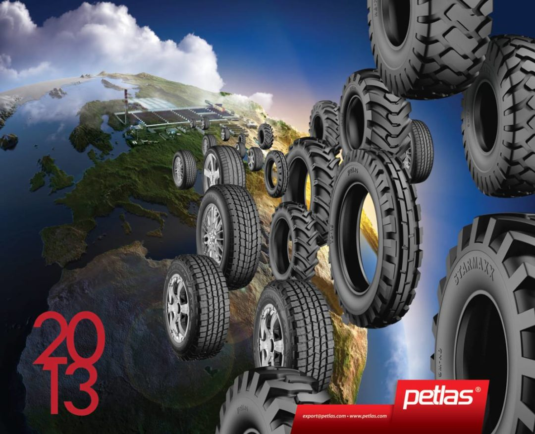 New website for Petlas Tire Industry