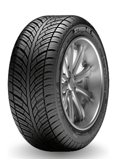 New Zeetex Tire Has All-Weather Compound