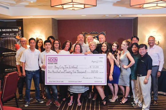 Nexen Awards $125,000 in Latest Next Level Sweepstakes Drawing