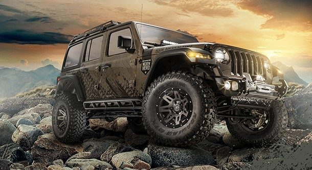 Nexen Continues Veteran Support With Jeep Giveaway