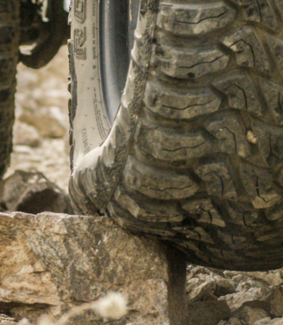 Nexen Goes Off-Road With the Roadian MTX Tire
