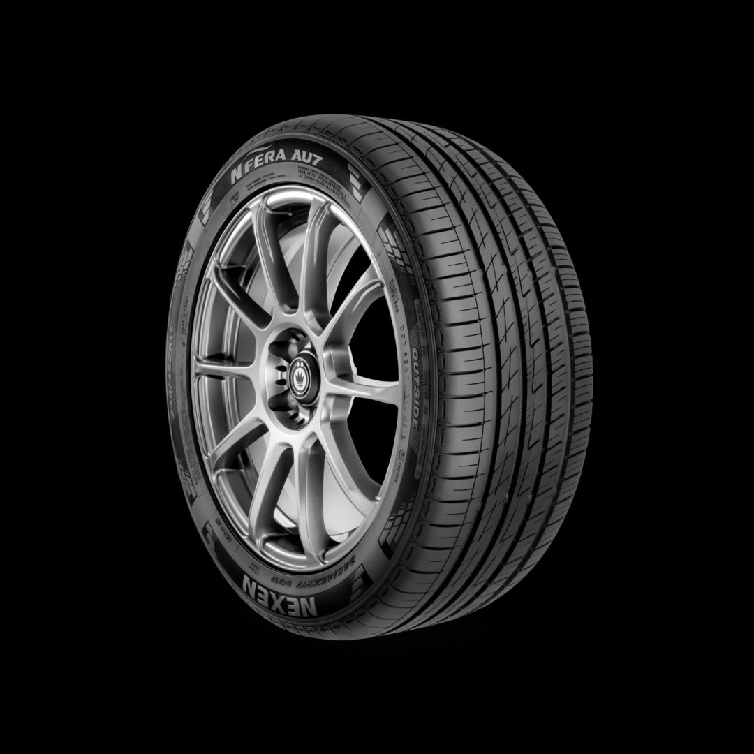 Nexen N'Fera AU7 UHP A/S Is Designed for Superior Traction