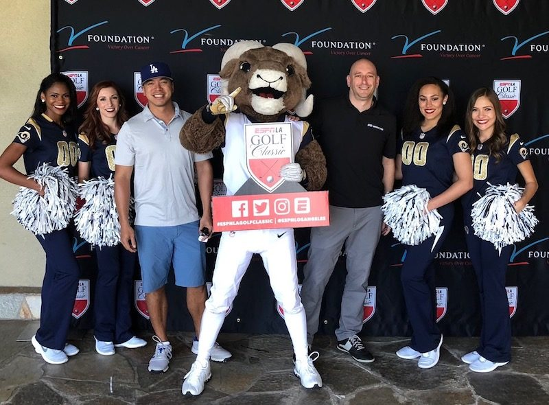 Nexen Partners With ESPN LA Golf Classic to Benefit Cancer Research