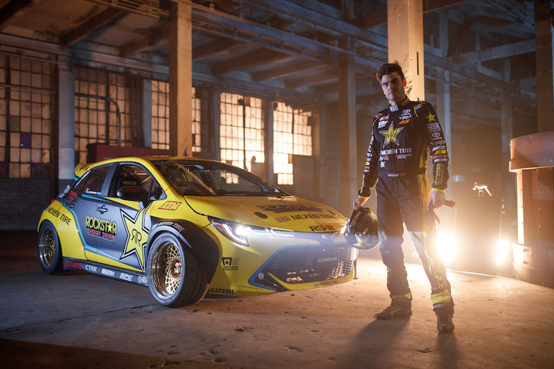 Nexen Signs Drift Driver Fredric Aasbo for 2 More Years