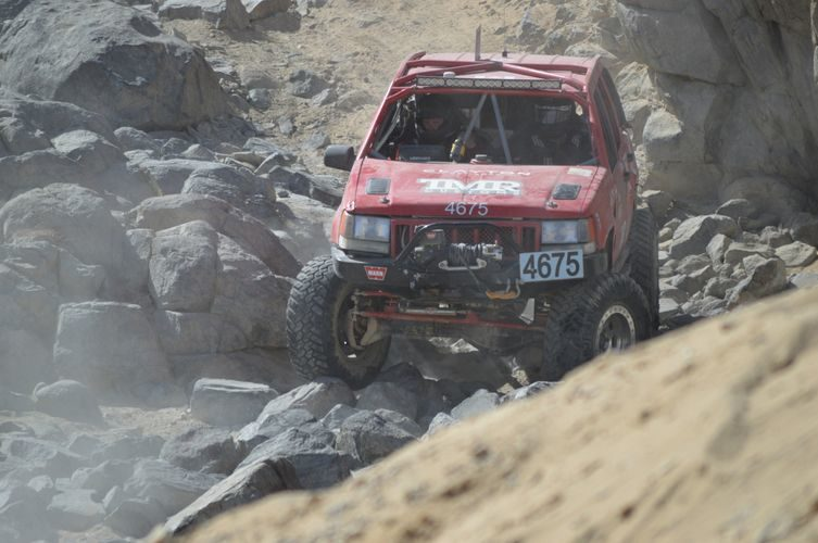 Nexen Sponsors Racing Team at King of the Hammers
