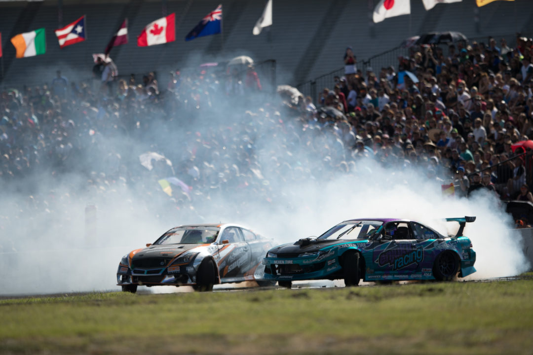 Nexen Tire Holds The Lead In 2016 Tire Championship