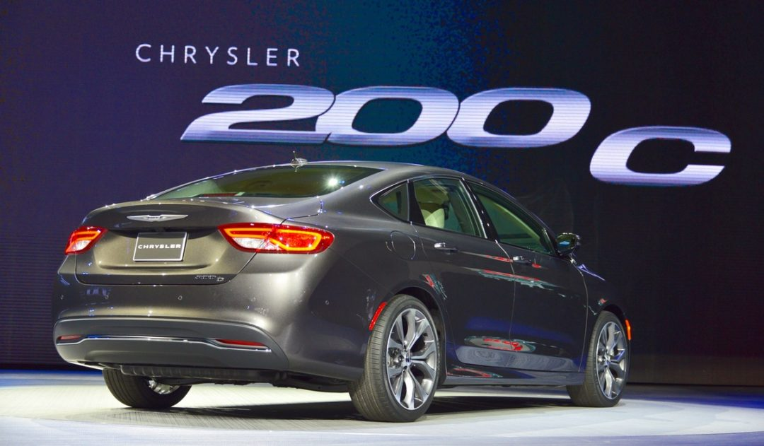 Nexen will be OE on 2015 Chrysler 200