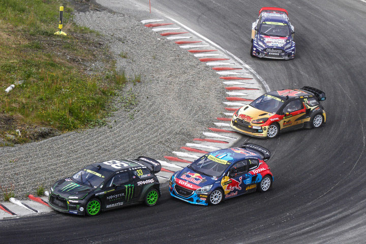 Nitiss retains World RX lead ahead of Sweden