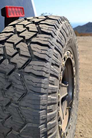 Nitto adds two tires to the Grappler line