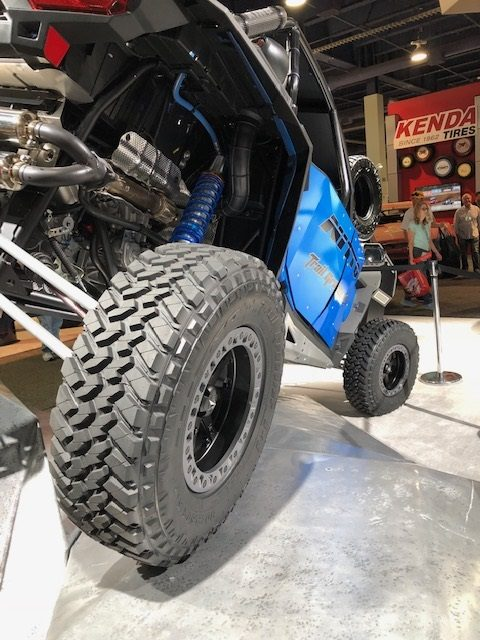 Nitto Enters Side-by-Side Market