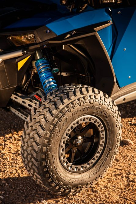 Nitto Enters the Powersports Market With Trail Grappler SXS Tire