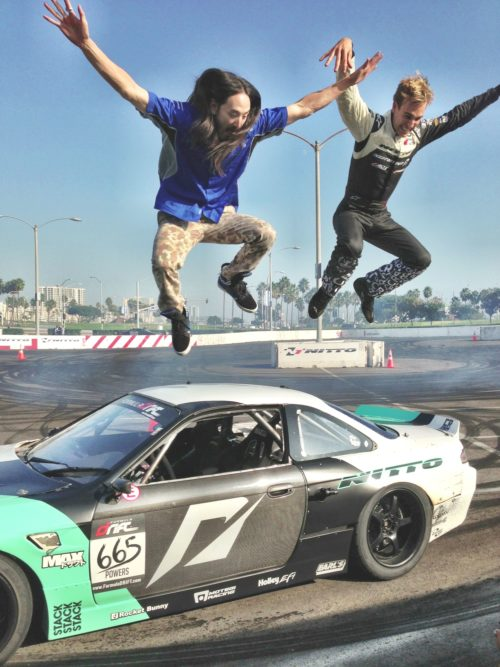 Nitto gives Facebook contest winners a thrill