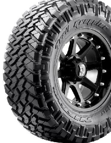 Nitto makes some noise with quiet off-road tire