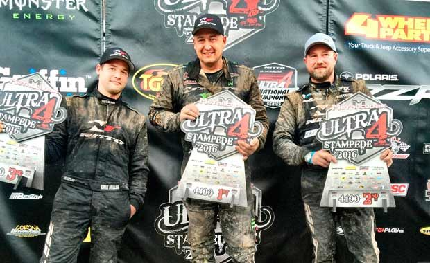 Nitto Rolls Over The Competition At The MetalCloak Stampede