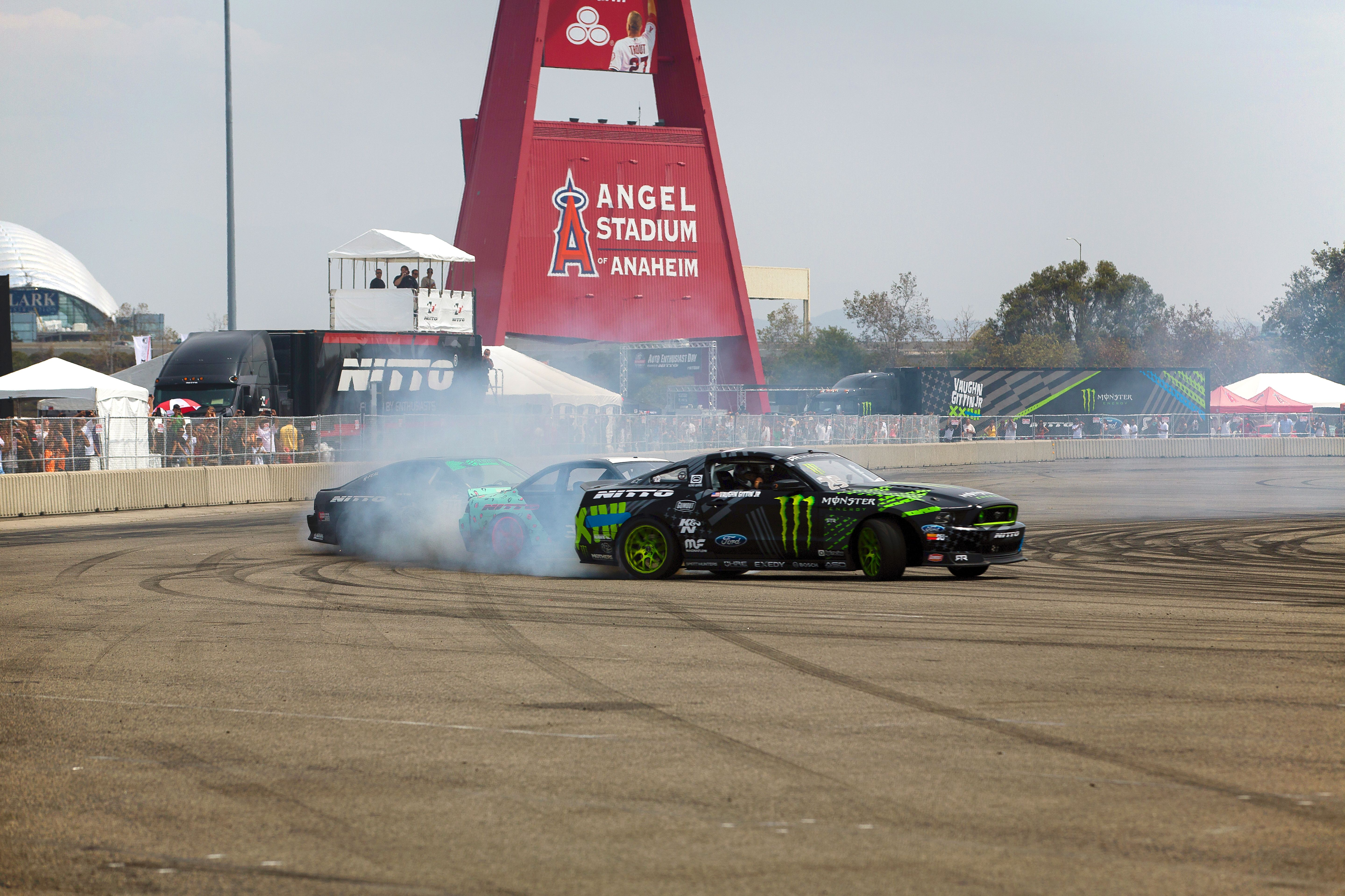 Nitto's Auto Enthusiast Day rolls back to Anaheim