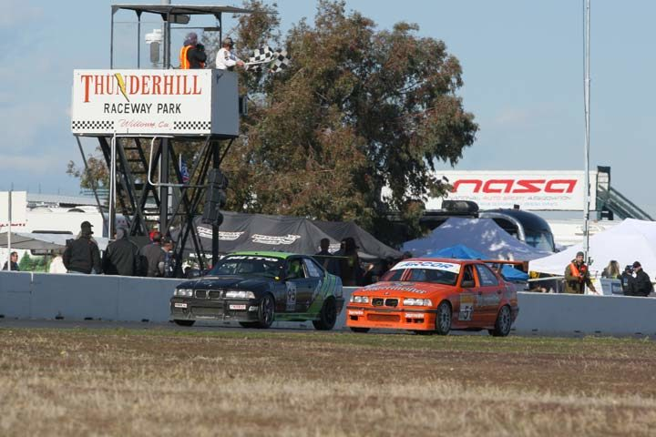 Nitto Tire sweeps podium at 2009 25 Hours of Thunderhill