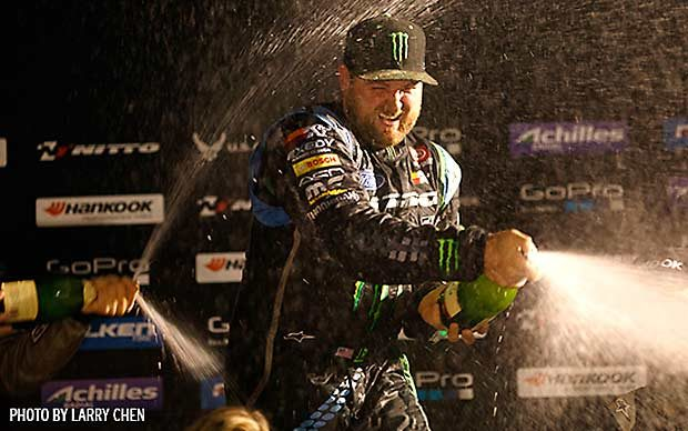 Nitto Tire takes home Formula DRIFT victory
