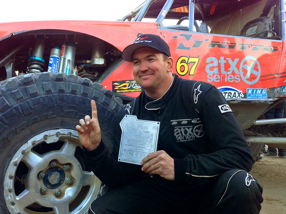 Nitto Tire wins Unlimited 4400 class at the Griffin King of the Hammers