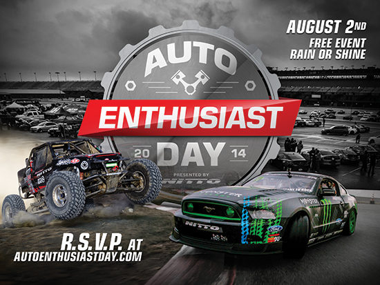 Nitto will hold 2nd Auto Enthusiast Day