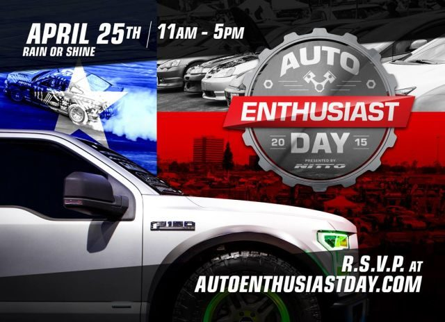 Nitto will hold Enthusiast Day in Texas