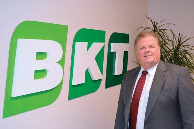 No grace period for BKT's new marketing mgr.