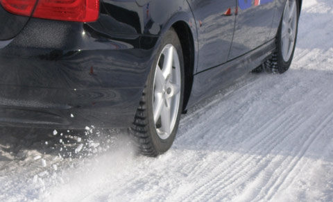 No snow needed to sell winter tires