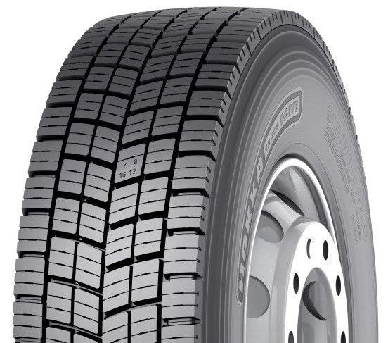 Nokian adds drive axle tire for Europe