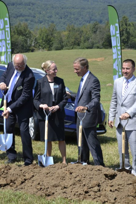 Nokian Breaks Ground on First Tire Production Site in North America