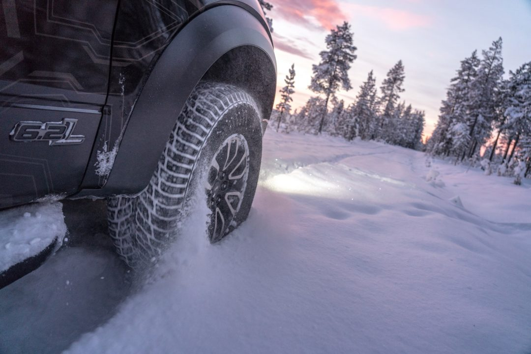 Nokian Designs New Hakkapeliitta LT3 for Heavy-Duty Use