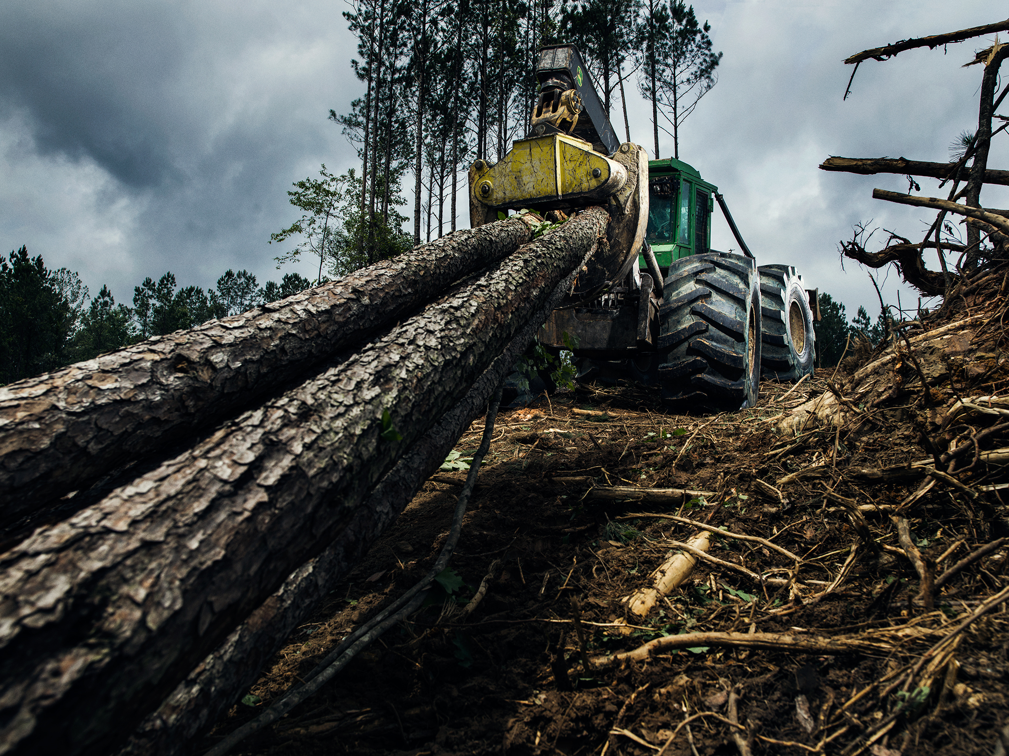Nokian Introduces the Logger King LS-2 for Forestry