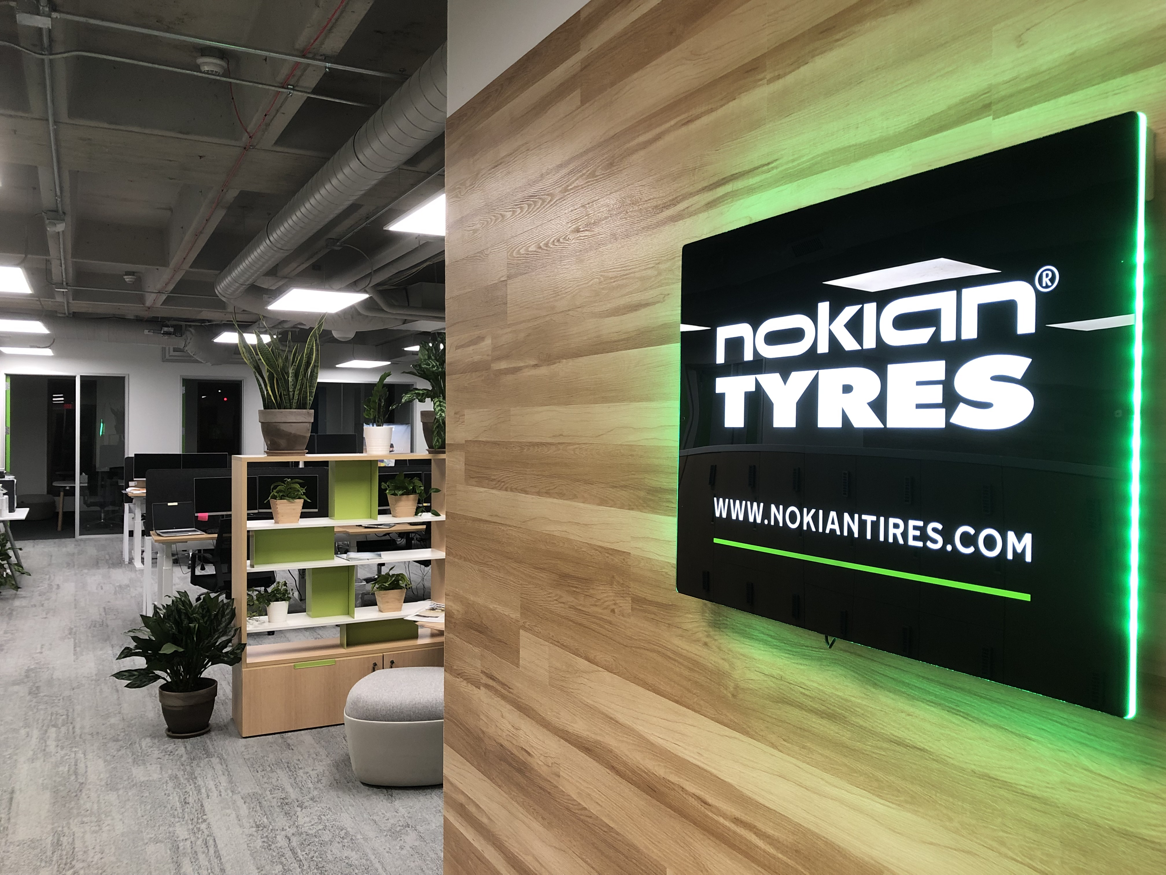 Nokian Opens New North American Headquarters