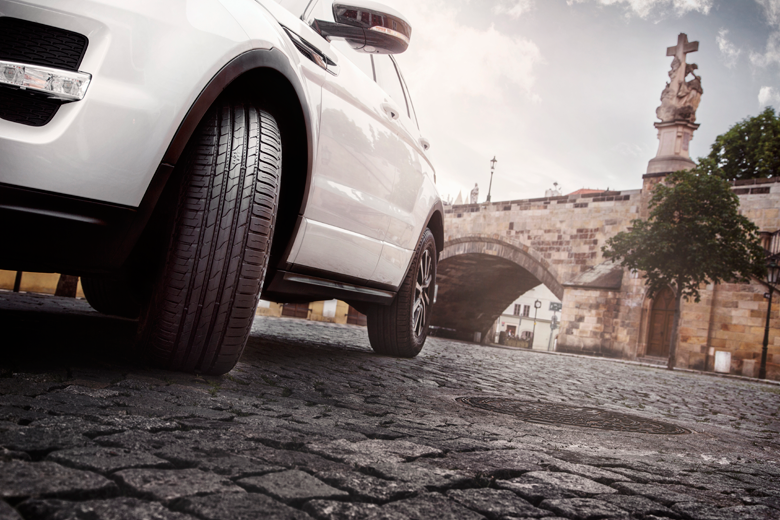 Nokian previews a new SUV performance tire